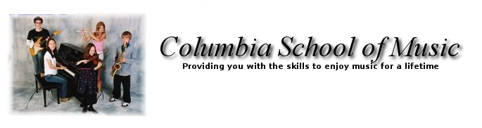 Columbia School of Music